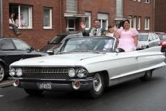 Festzug-mit-Cadillac-Koenigspaar-2014