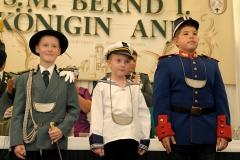Zugkönige im Kinderregiment