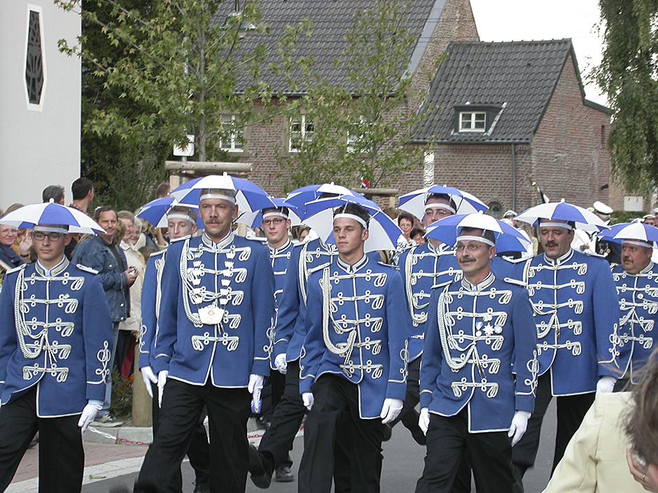 Blaue Husaren